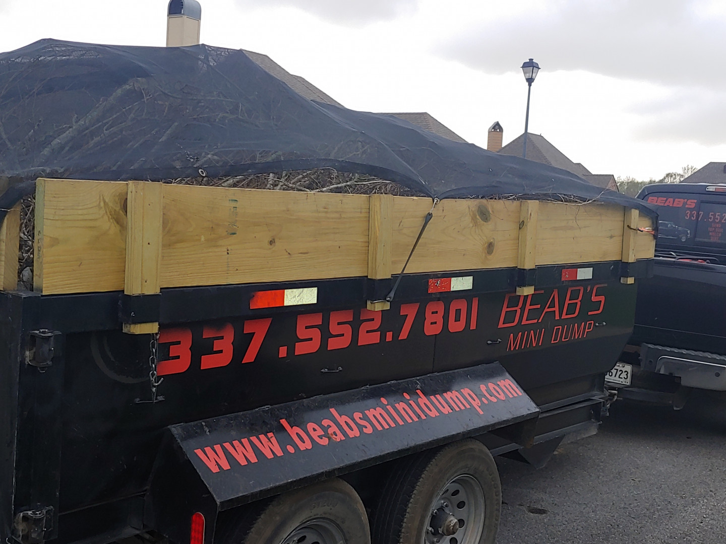 When You Need Something Hauled, We Can Help